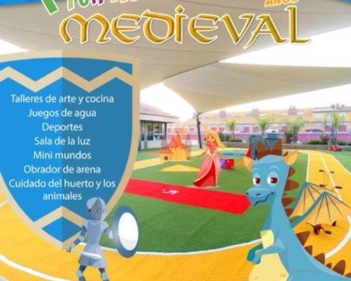 Escuela de verano medieval Fun Academy 2019