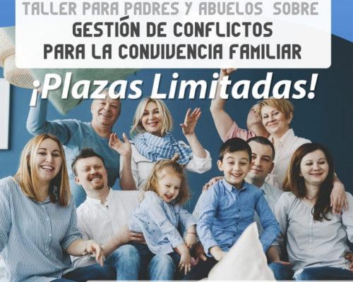 Taller de gestión de conflictos familiares
