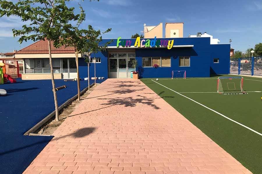 Fachada Fun Academy
