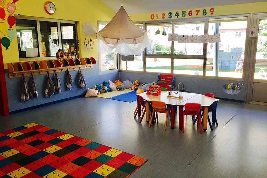 Sala juegos para niños Fun Academy