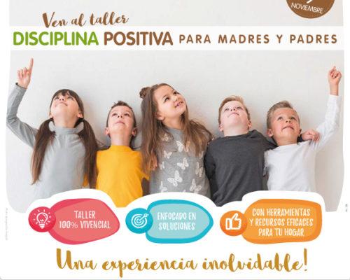 Taller disciplina positiva para madres y padres Fun Academy