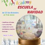 Escuela de navidad 2019
