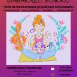 Taller embarazo sonoro en Fun Academy Murcia