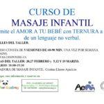 Segundo curso de masaje infantil en Fun Academy Murcia