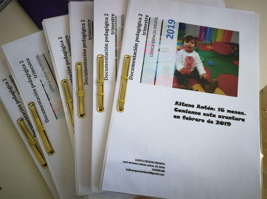 Documentación pedagógica Fun Academy