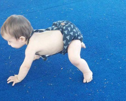 Movimiento libra para niños
